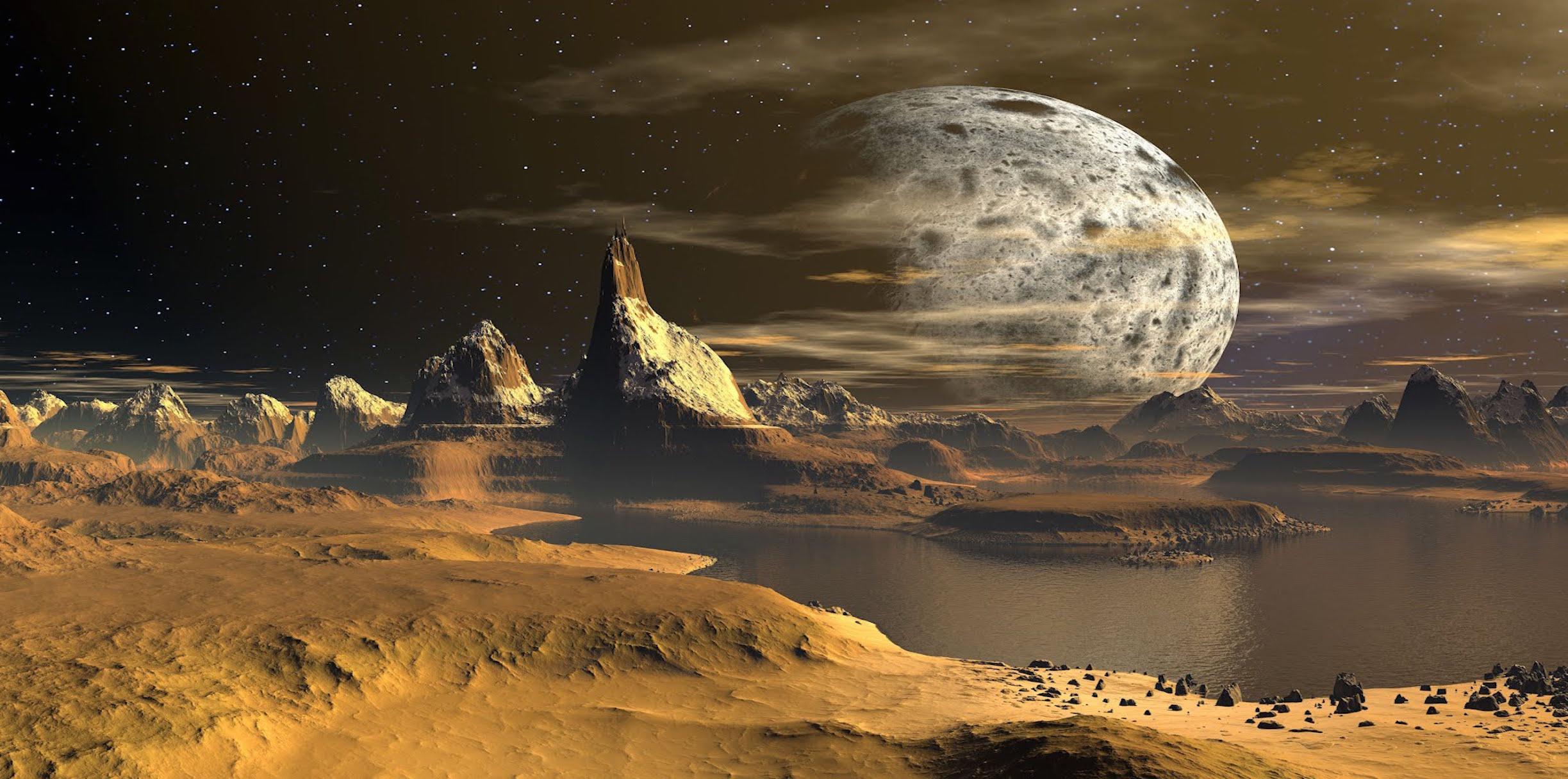 Resultado de imagen para planeta titán